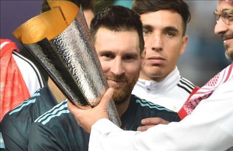 Messi cua Argentina