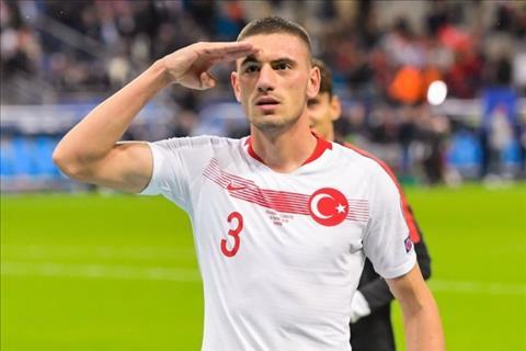 MU muốn mua Merih Demirus của Juventus vào tháng 1 năm 2020 hình ảnh