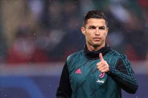 Cristiano Ronaldo đổi chỗ Paul Pogba ở Hè 2020 hình ảnh