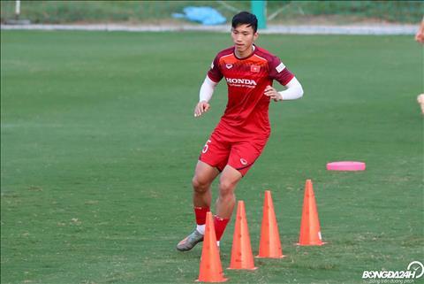 Bác sĩ Hàn muốn các cầu thủ học theo Đoàn Văn Hậu hình ảnh