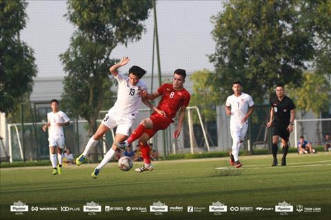U22 Viet Nam vs U22 Myanmar
