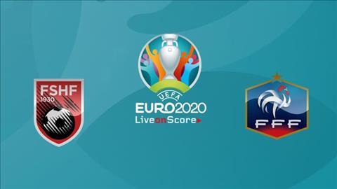 Albania vs Pháp 2h45 ngày 1811 vòng loại Euro 2020 hình ảnh