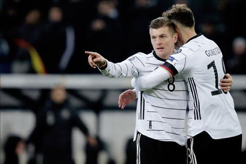 Đức và Ý không phải ứng cử viên vô địch EURO 2020 hình ảnh