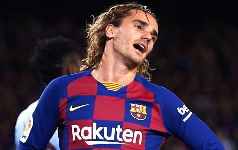 Sếp Barca kêu gọi Antoine Griezmann sau khởi đầu lẹt đẹt hình ảnh