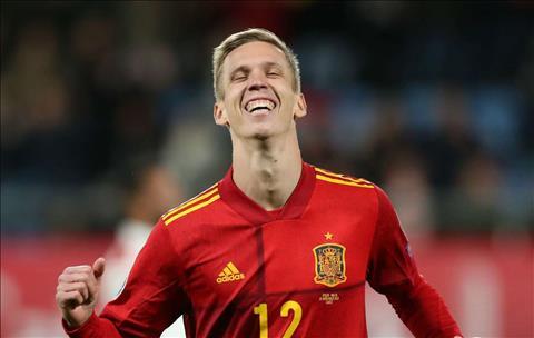 Mang ơn Barca, sao trẻ Dani Olmo vô tình làm MU đau lòng hình ảnh