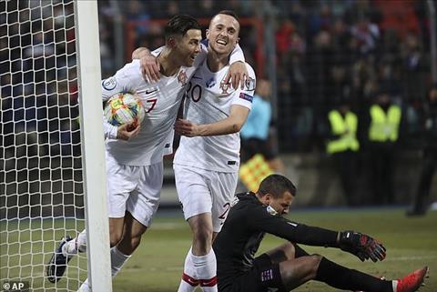 Bồ Đào Nha ở EURO 2020 không phải ứng cử viên vô địch hình ảnh