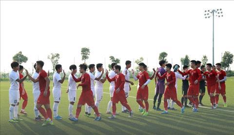Kết quả trận đấu giao hữu U22 Việt Nam vs U22 Myanmar 2-2 hình ảnh