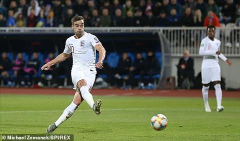 Kosovo 0-4 Anh Lại thắng đậm, Tam sư kết thúc vòng loại Euro 2020 đầy mỹ mãn hình ảnh 2