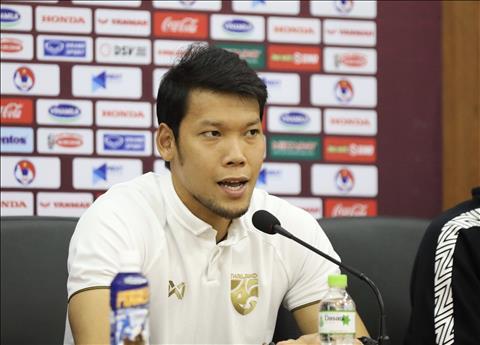 Thủ môn Thái Lan quyết giành kết quả tốt nhất trước ĐT Việt Nam hình ảnh