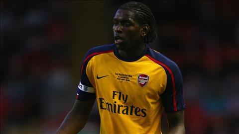 Jay Emmanuel-Thomas, cựu tiền đạo Arsenal gia nhập V-League hình ảnh