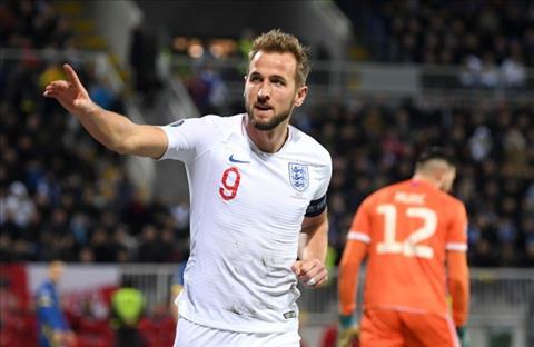 Harry Kane lập kỷ lục trong màu áo ĐT Anh hình ảnh