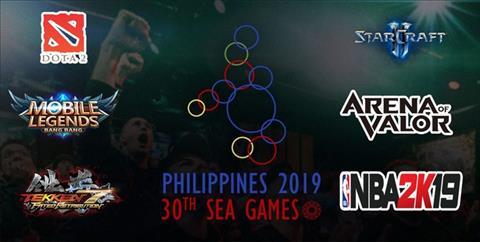Lịch thi đấu Esports tại SEA Games 30 - LTD Liên Quân hình ảnh