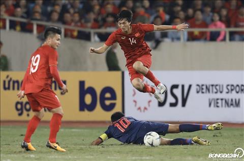 Tuan Anh DT Viet Nam vs Thai Lan