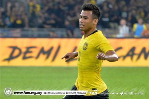 Safawi Rasid la nguoi hung cua Malaysia voi cu dup. Anh: FAM.
