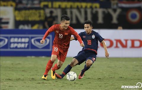 Quang Hai DT Viet Nam vs Thai Lan