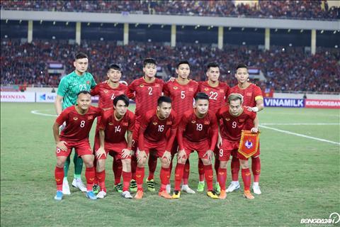 Cập nhật BXH FIFA tuyển Việt Nam đứng 94 thế giới hình ảnh