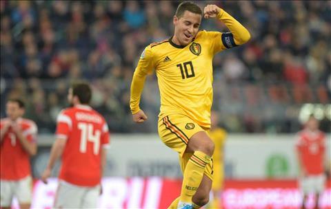 Eden Hazard 'ĐT Bỉ đang mạnh hơn bao giờ hết' hình ảnh 2