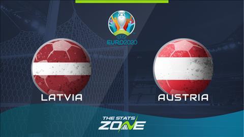 Latvia vs Áo 2h45 ngày 2011 Vòng loại EURO 2020 hình ảnh