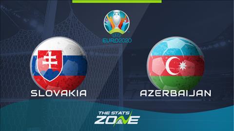 Slovakia vs Azerbaijan 2h45 ngày 2011 Vòng loại EURO 2020 hình ảnh