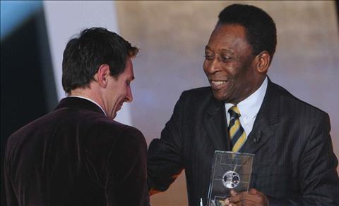 HLV Brazil 'So sánh Lionel Messi với Pele là thiếu hiểu biết' hình ảnh