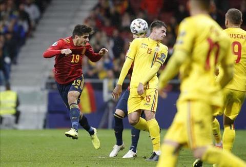 TRỰC TIẾP Tây Ban Nha 4-0 Romania (H1) Chiến thắng dễ dàng hình ảnh 2