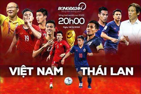 Trực tiếp Việt Nam vs Thái Lan VL World Cup 2022 tối hôm nay hình ảnh