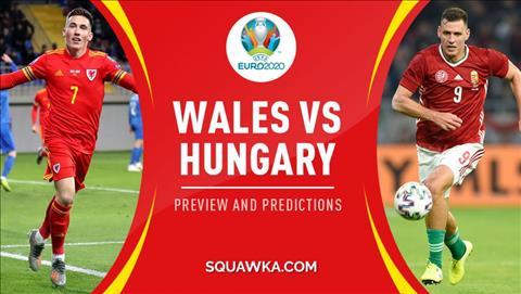 Wales vs Hungary 2h45 ngày 2011 vòng loại Euro 2020 hình ảnh