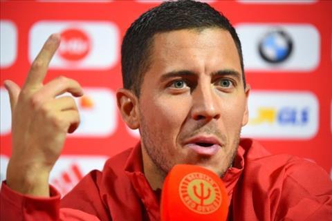 Eden Hazard phát biểu trước trận Man City vs Chelsea hình ảnh
