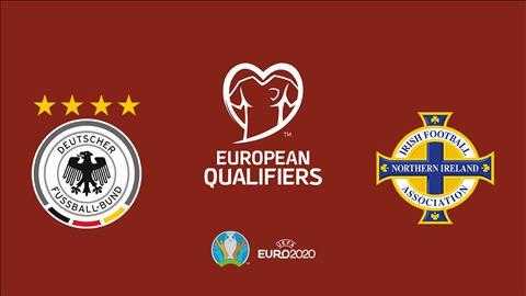 Đức vs Bắc Ireland 2h45 ngày 1911 Vòng loại Euro 2020 hình ảnh