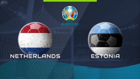 Hà Lan vs Estonia 2h45 ngày 2011 Vòng loại Euro 2020 hình ảnh