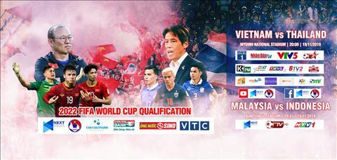 Trực tiếp bóng đá Việt Nam vs Thái Lan link xem VTV5 VTC1 hình ảnh