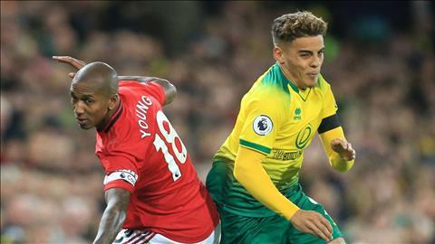 Norwich bán Max Aarons cho Tottenham với 1 điều kiện hình ảnh
