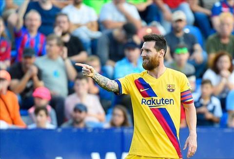 Gundogan 'Lionel Messi là cầu thủ vĩ đại nhất trong lịch sử' hình ảnh