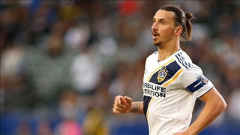 Tiền đạo Ibrahimovic gửi thông điệp kiêu ngạo chia tay LA Galaxy hình ảnh
