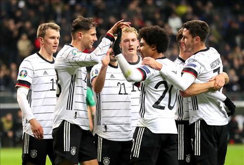 Đức 6-1 Bắc Ireland Tiệc bàn thắng khép lại vòng loại Euro 2020 hình ảnh 2