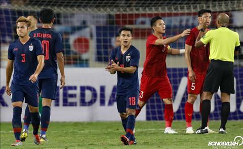 Dang Van Lam Viet Nam vs Thai Lan