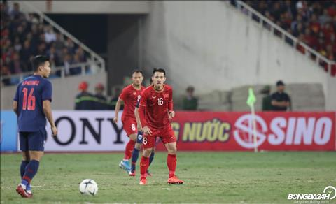 DT Thai Lan co su thay doi dau phap trong hiep thi dau thu hai.