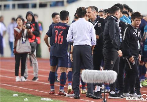 HLV Park Hang Seo sẵn sàng chiến đấu với trợ lý ĐT Thái Lan hình ảnh