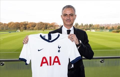 Họp báo lần đầu, Jose Mourinho nói điều không tưởng về Tottenham hình ảnh