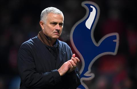 Jose Mourinho chi la lua chon thu 3 cua Tottenham
