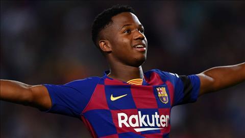 Huyền thoại khuyên Barca đưa sao trẻ Ansu Fati trở lại đội B hình ảnh