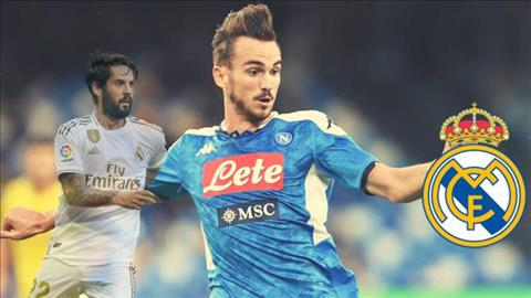 Ngăn cản Real và Barca, Napoli gia hạn hợp đồng với Fabian Ruiz hình ảnh