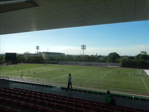 ĐT U22 Việt Nam đá trên sân nhỏ hơn Mỹ Đình tại SEA Games 30 hình ảnh