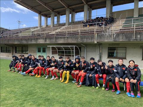 Danh sách ĐT bóng đá nữ việt Nam tham dự SEA Games 30 hình ảnh