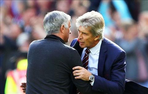 Mourinho va Pellegrini