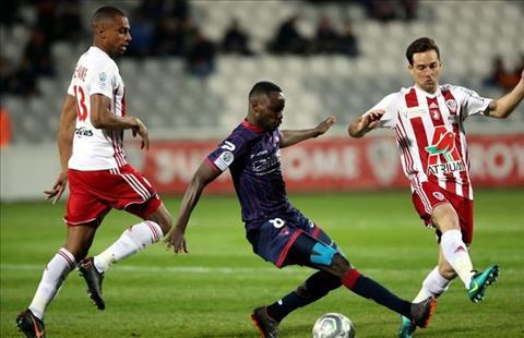 Ajaccio vs Clermont 2h00 ngày 2311 Hạng 2 Pháp 201920 hình ảnh