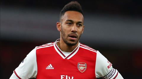 Aubameyang từ chối ký hợp đồng mới với Arsenal hình ảnh