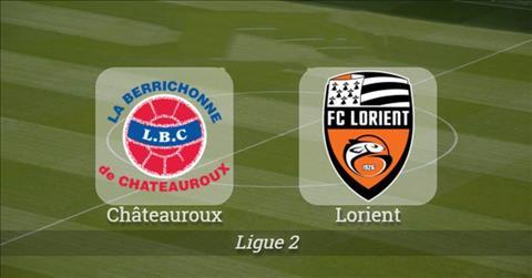 Chateauroux vs Lorient 2h00 ngày 2311 Hạng 2 Pháp 201920 hình ảnh