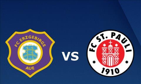 Aue vs St.Pauli