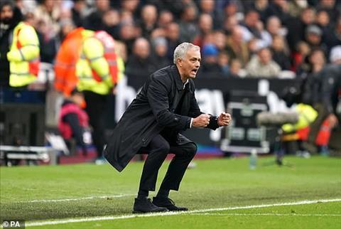 Kết quả West Ham vs Tottenham Mourinho ra mắt thành công hình ảnh